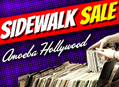 Sidewalk Sale at Amoeba Hollywood 10/17