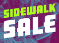 Sidewalk Sale at Amoeba Hollywood Saturday, September 17th