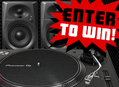 Win a Brand New Pioneer DJ PLX-500 & More!