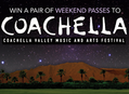 Win a Pair of Weekend Passes to Coachella!