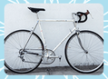 Win a Vintage Racing Bike for Bike Month