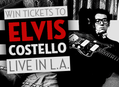 See Elvis Costello Perform Live in L.A.