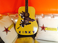 Win a Signed Epiphone Guitar from Kinky