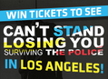 Win L.A. Tickets to See 'Can't Stand Losing You' and Andy Summers' Signed Memoir and Signed Poster