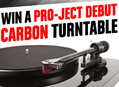 Win a Turntable, Tons of Vinyl & $100 Amoeba Gift Certificate