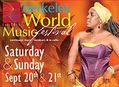 Berkeley World Music Festival Autumn Equinox