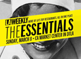 LA Weekly's The Essentials March 8