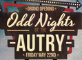Odd Nights at the Autry Opens in LA May 22
