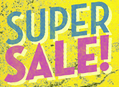 Super Saturday Sale October 17