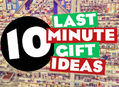 10 Last Minute Gift Ideas from Amoeba Hollywood