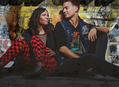 Matt & Kim In-Store Performance at Amoeba Hollywood Tuesday, April 7