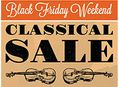 Huge Classical CD & Vinyl Sale at Our Stores November 28-30