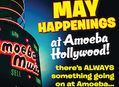May Happenings at Amoeba