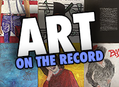 Art on the Record Exhibit at Amoeba Hollywood Wednesday, September 21st
