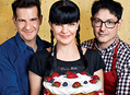Pauley Perrette & Matthew Sandusky Book Signing at Amoeba Hollywood Saturday 5/2