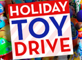 Toy Drive at Amoeba Hollywood for Five Acres through December 18