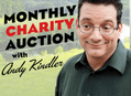 Comedian Andy Kindler Hosts Charity Auction at Amoeba Hollywood Saturday, June 6