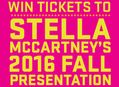 Attend Stella McCartney's 2016 Fall Presentation at Amoeba Hollywood