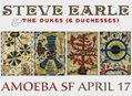 Steve Earle Live at Amoeba San Francisco April 17