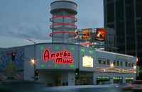 Amoeba loves L.A., on Sunset Blvd. in downtown Hollywood!