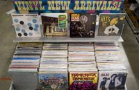 Proceed directly to our Used Vinyl New Arrivals.  It's a treasure chest of amazing platters, hand-