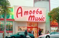 Welcome to Amoeba San Francisco, high in the Haight-Ashbury neighborhood!