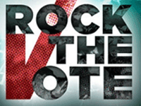 DC Pierson Hosts a Charity Auction for Rock The Vote at Amoeba Hollywood Oct 1
