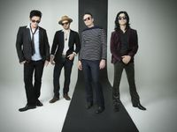 Scott Weiland & the Wildabouts In-Store Performance at Amoeba San Francisco May 29