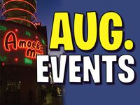 August Events at Amoeba Hollywood