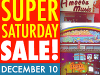 Super Saturday Sale at Our Stores on December 10