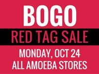 BOGO Red Tag Sale at Our Stores Monday, October 24th