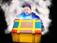 Dan Deacon In-Store Performance & Signing at Amoeba San Francisco March 1