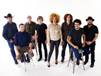 Orgone In-Store Performance & Signing at Amoeba Hollywood May 28