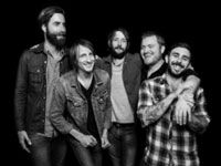 Band Of Horses In-Store Performance at Amoeba Hollywood Wednesday, June 1
