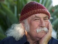 David Crosby Album Signing at Amoeba Hollywood Wednesday, November 2