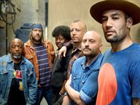 Ben Harper & the Innocent Criminals Perform at Amoeba Hollywood Friday, May 6