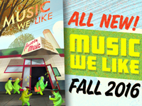 New Fall 2016 Music We Like Book is In Our Stores & Online Now