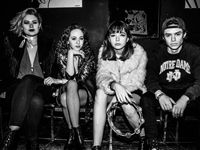The Regrettes In-Store Performance & Signing at Amoeba Hollywood January 26