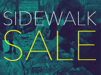 Sidewalk Sale at Amoeba Hollywood Saturday, May 7