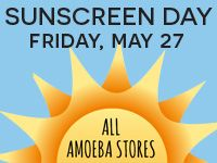 Sunscreen Day at Our Stores Friday, May 27