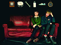 The Drums In-Store Performance & Signing at Amoeba San Francisco October 4