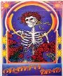 Grateful Dead - Skeleton and Roses (Poster) Merch