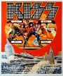 Kiss - Madison Square Garden - February 18, 1977 (Poster) Merch