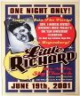 Little Richard - The Sky Church - June 19, 2001 (Poster) Merch