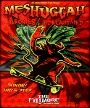 Meshuggah - The Fillmore - May 6, 2012 (Poster) Merch