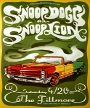 Snoop Dogg AKA Snoop Lion - The Fillmore - April 20, 2013 (Poster) Merch