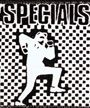 The Specials - Skankin' Checkerboard (Patch) Merch