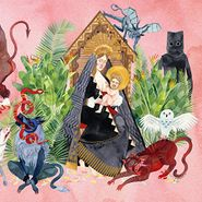 father john misty i love you honeybear lp