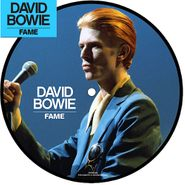 David Bowie Fame 40th Anniversary Picture Disc Vinyl