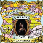 sharon jones & the dap-kings give the people what they want amoeba